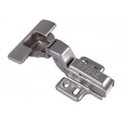 Петля мебельная c доводчиком Clip-on GIFF PRIME d=35 H=0 никель