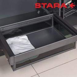 Полка для одежды центральная в секцию 900 мм Starax S-6794