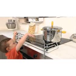 Защитная решетка для варочной поверхности на кухне VIBO