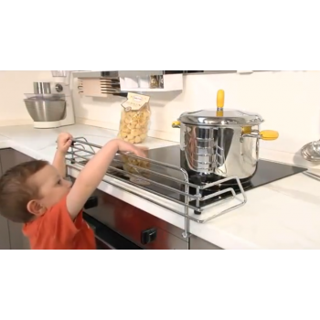 Купить Защитная решетка для варочной поверхности на кухне VIBO  ПОДСТАВКИ ПОД ГОРЯЧЕЕ от Мебельная фурнитура VIBO (Италия)