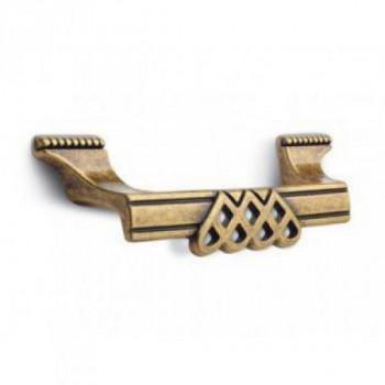 Купить Мебельная фурнитура северодвинск состаренная бронза D-102/96 G4 ФИГУРНЫЕ от Мебельная фурнитура ДС