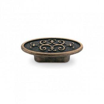 Купить Купить ручки на кухонную мебель бронза K-311/32 АЕВ B ФИГУРНЫЕ от Мебельная фурнитура ДС