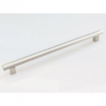 Купить Красивые ручки для кухни SYSTEM 6200/128 NBM матовый никель РЕЛИНГОВЫЕ от Ручки System (Турция)
