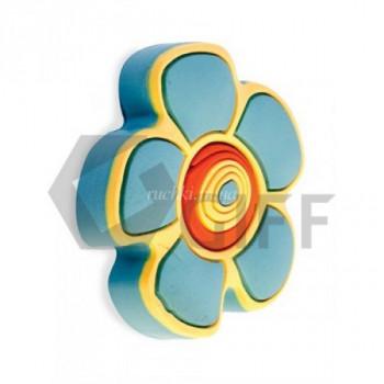 Купить Детские мебельные ручки купить GIFF Цветок РУЧКИ ДЛЯ ДЕТСКОЙ МЕБЕЛИ от Мебельная фурнитура GIFF
