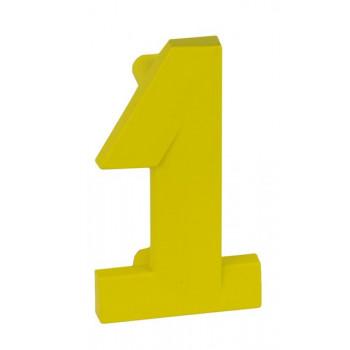 Купить Детские мебельные ручки купитьРП-1 ГЛЯНЕЦ ЖЕЛТЫЙ РУЧКИ ДЛЯ ДЕТСКОЙ МЕБЕЛИ от Poliplast (Италия)
