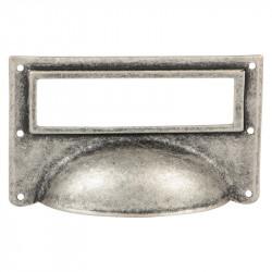 Ручки для мебелиMarella CL 15123.80 античное серебро