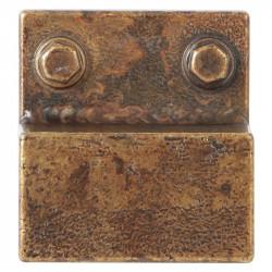 Ручки ракушки для кухниMarella CL 15097.32 античная бронза