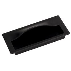 Мебельные ручкиGAMET MD15-0096-LPM30 Чёрный