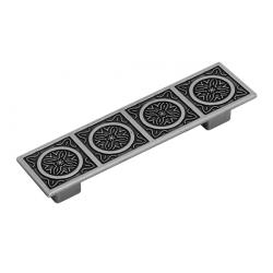 Ручки для мебелиGAMET UR29-0096-GA011 Серебро