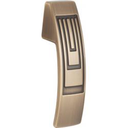 Мебельные ручкиGAMET GR27-GAB02Старая латунь