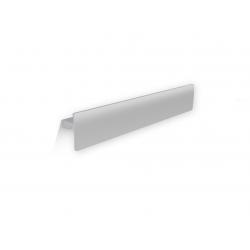 Ручка профильная Virno Lines 405/192 алюминий