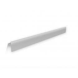 Ручка профильная Virno Lines 405/384 алюминий