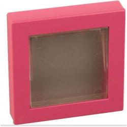 Ручки для мебелиPoliplast РП-29 матовый розовый/для ФП
