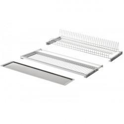 Сушилки для встроенной кухни 1200 VIBO метал./регул. (Италия)