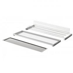 Сушилки для посуды встраиваемые в шкаф 450 VIBO метал./стац. (Италия)