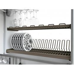 Сушилки для кухни размеры 900 INOXA ELLITE 716