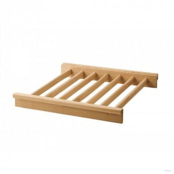 Купить Брючница 460Х65 БРЮЧНИЦА от Мебельная фурнитура VIBO (Италия)