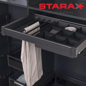 Купить Брючница 800 мм БРЮЧНИЦА от Мебельная фурнитура STARAX (Турция)