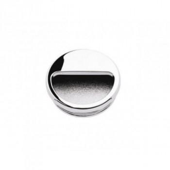 Купить Врезные ручки для мебели GIFF MD6104 хром ВРЕЗНЫЕ от Мебельная фурнитура ДС