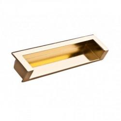 Ручка врезная в торец DN 50/96 G3 UN 5003/96 золото
