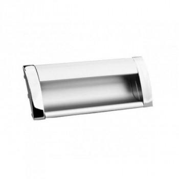 Купить Врезные ручки для кухонной мебели DU 08AL/160 G2 UA 08C00/04/160 хром ВРЕЗНЫЕ от Мебельная фурнитура ДС