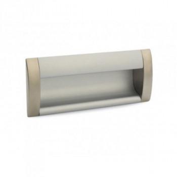 Купить Врезные ручки для мебели купить матовый никель DU 08AL/160 G5 UA 08C00/06/160 ВРЕЗНЫЕ от Мебельная фурнитура ДС
