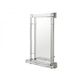 Купить Зеркало для шкафа ЭЛИТ БОКОВОЕ ЗЕРКАЛО В ШКАФ от Мебельная фурнитура VIBO (Италия)