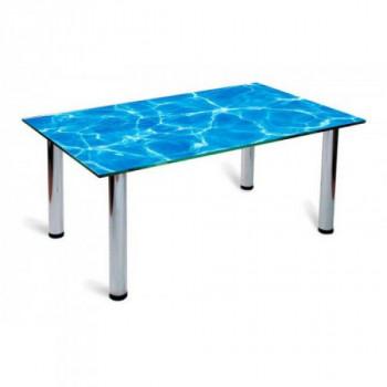 Купить Журнальный столик  «Журнальный_Вода»  ЖУРНАЛЬНЫЙ СТОЛИК от Мебель столы MIRA (Украина)
