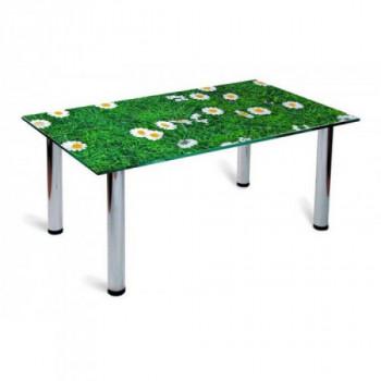 Купить Журнальный столик  «Журнальный_Ромашка»  ЖУРНАЛЬНЫЙ СТОЛИК от Мебель столы MIRA (Украина)