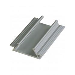 Ручка профиль врезная UKW 3 Zobal алюминиевая L -3500мм 18мм (цена за пог.м)
