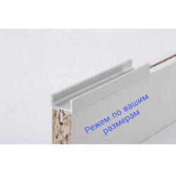 Ручки для мебелиН1 L= 5500мм Серебро