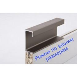 Мебельные ручкиН3 L= 5500мм Коньяк