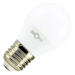Лампа LED Biom BT-543 G45 4W E27 3000К матовая теплый